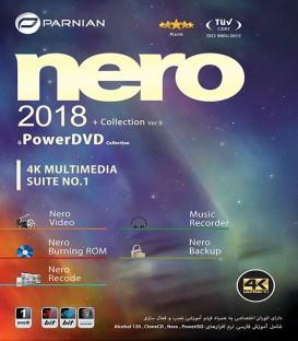 نرم افزار رایت Nero 2018 + Collection ver.9