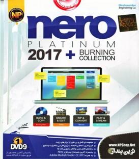 مجموعه نرم افزار nero PLATINUM 2017 + Burning Collection