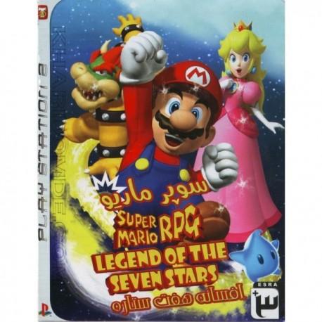 Super Mario - سوپر ماریو : افسانه هفت