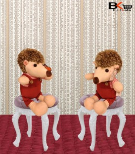 جوجه تیغی عروسکی لباس دار