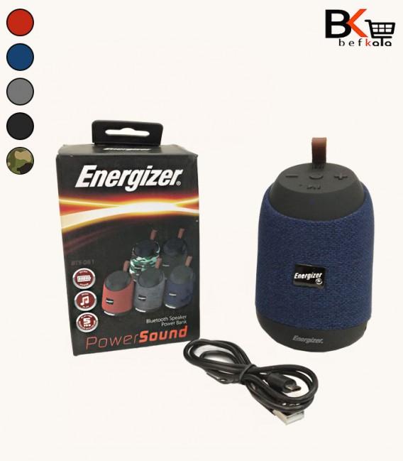 اسپیکر بلوتوثی قابل حمل انرجایزر مدل Energizer BTS061