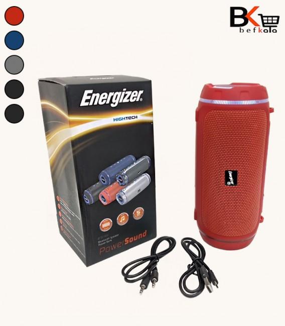 اسپیکر بلوتوثی قابل حمل انرجایزر مدل Energizer BTS102