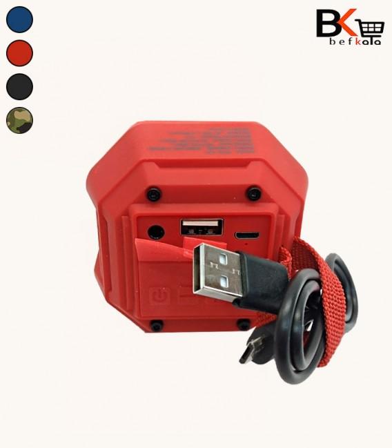اسپیکر بلوتوثی قابل حمل انرجایزر مدل Energizer BTS104