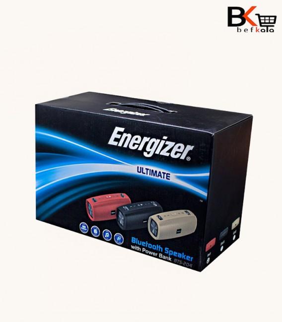 اسپیکر بلوتوثی قابل حمل انرجایزر مدل Energizer BTS204