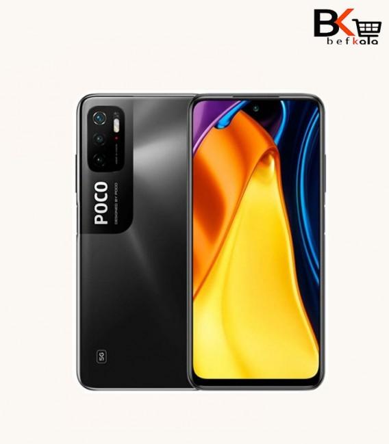 گوشی موبایل شیائومی Poco M3 Pro 5G 64GB RAM4