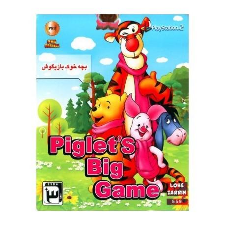 بازی بچه خوک بازیگوش (پلی استیشن 2)