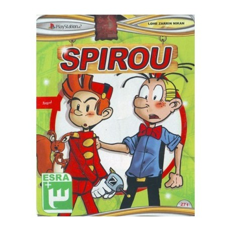 بازی کنسولی اسپیرو SPIROU
