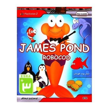 James Pond Robocod (جیمزپوندقهرمان)
