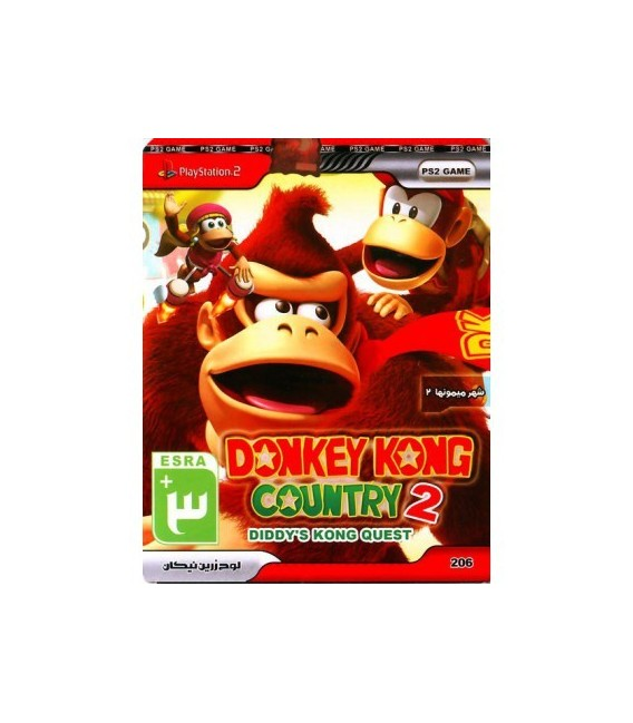 Donkey Kong Country(شهر میمون ها)