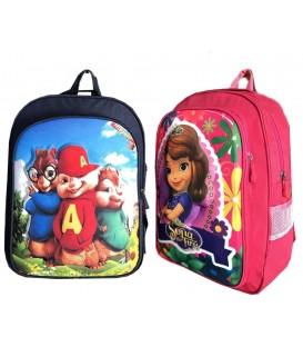 کیف مدرسه اى عكس بزرگ