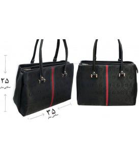 کیف دستی زنانه ۳ زیپه گوچی