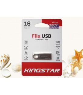فلش مموری 16 گیگابایت کینگ استار مدل Flix USB2.0 KS220