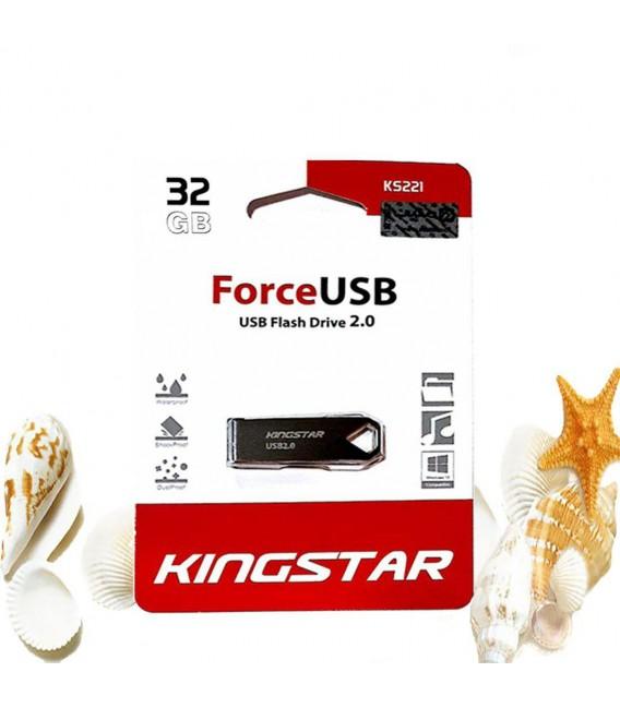 فلش مموری 32 گیگابایت کینگ استار مدل Force KS221