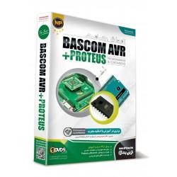 آموزش جامع برنامه نویسی تابلو (LED) Bascom AVR + Proteus
