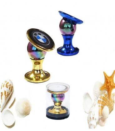 هولدر مغناطیسی پک شیشه ای پایه بلند رنگی