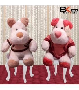سگ عروسکی لباس دار special baby