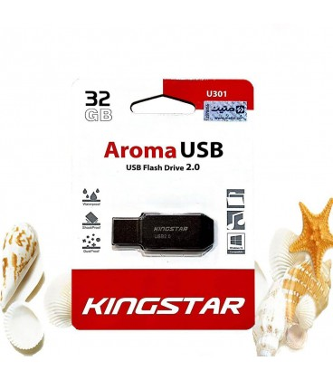 فلش مموری 32 گیگابایت کینگ استار مدل Aroma U301