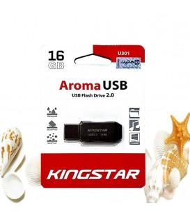 فلش مموری 16 گیگابایت کینگ استار مدل Aroma U301