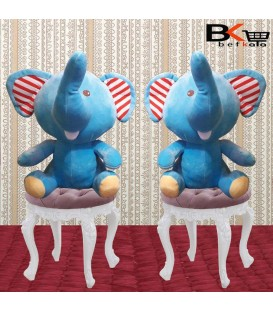 فیل عروسکی نوزادی برند رونیک
