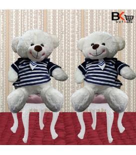 خرس خوشتیپ عروسکی کروات دار