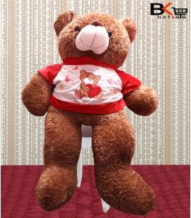 خرس عروسکی پرز بلند سوپر