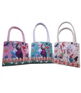 کیف دستی دخترانه و بچگانه طرح پرنسس