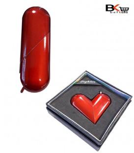 فندک اتمی قلبی قرمز