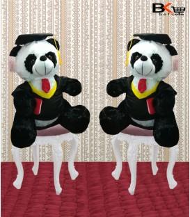 عروسک خرس پاندای دانشجو