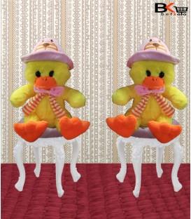 اردک عروسکی کلاه دار