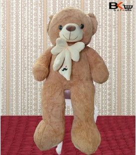 خرس عروسکی خیلی بزرگ پاپیون دار
