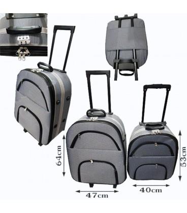 ست 2 تایی چمدان مسافرتی  