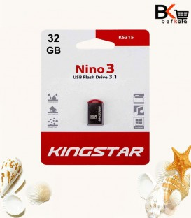 فلش مموری 32 گیگابایت کینگ استار مدل Nino 3 KS315