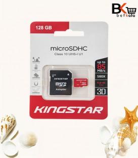 رم میکرو 128 گیگ King Star UHS-I U1 R85