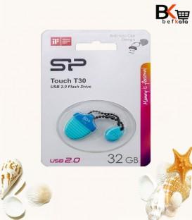فلش مموری سیلیکون پاور مدل Touch T30 ظرفیت 32 گیگابایت