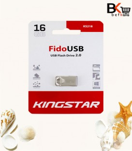 فلش مموری 16 گیگابایت کینگ استار مدل Fido USB 2.0 KS218