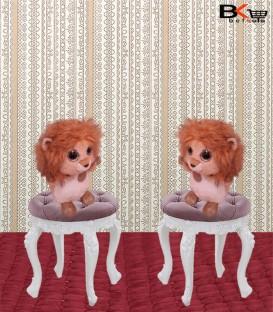 عروسک شیر با چشمای درشت بامزه