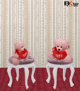 عروسک خرسی قلبی مخصوص ولنتاین
