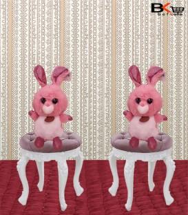 عروسک خرگوش بازیگوش با چشمای درشت