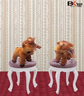 عروسک اسب قهوه ای