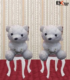 خرس سفید قلب به دست