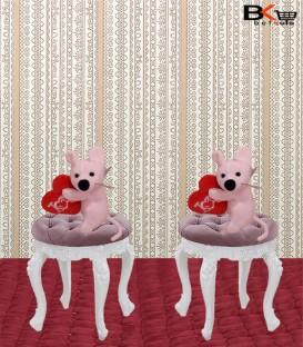 عروسک موش قلبی آویزدار