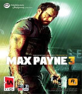بازی کامپیوتری مکس پین MAX Payne 3