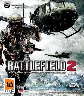 بازی کامپیوتری میدان نبرد 2 Battlefield