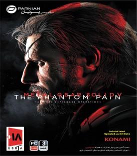 بازی کامپیوتری متال گیر سولید 5: درد شبح Metal Gear Solid V The Phantom Pain