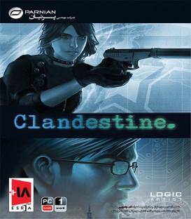 بازی کامپیوتری مخفیگاه Clandestine