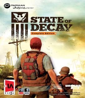 بازی کامپیوتری فروپاشی State of Decay Complete Edition