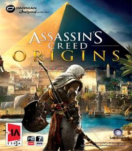 بازی کامپیوتری اساسینز کرید اوریجین Assassin's Creed Origins