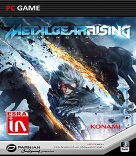 بازی کامپیوتری نینجایی برای انتقام Metal Gear Rising Revengeance