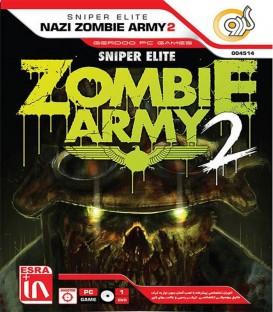 بازی کامپیوتری Sniper Elite Nazi Zombie Army 2