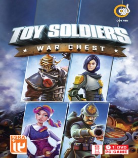 بازی کامپیوتری سربازان کوچک تابوت جنگ TOY SOLDIERS WAR CHEST